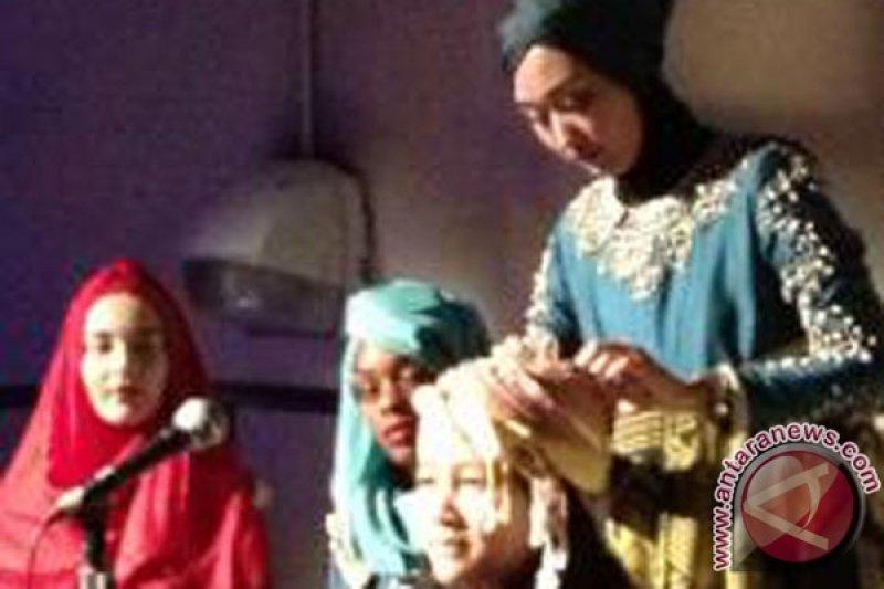 Dian Pelangi bawa hijab ke fashion dunia