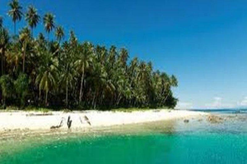 Biak Numfor Promosi Telaga Biru Samares Sebagai Objek Wisata Khusus Antara News Papua
