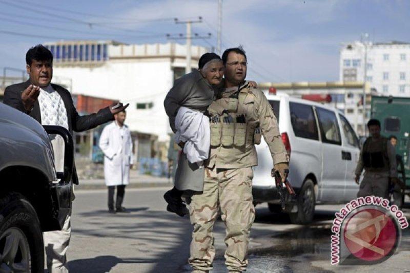 Rakyat Afghanistan Kehilangan Harapan Perdaiaman