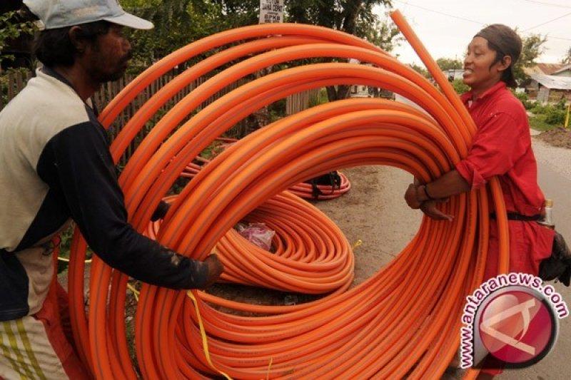 Kabel optik putus, telekomunikasi  tiga daerah di Papua terganggu