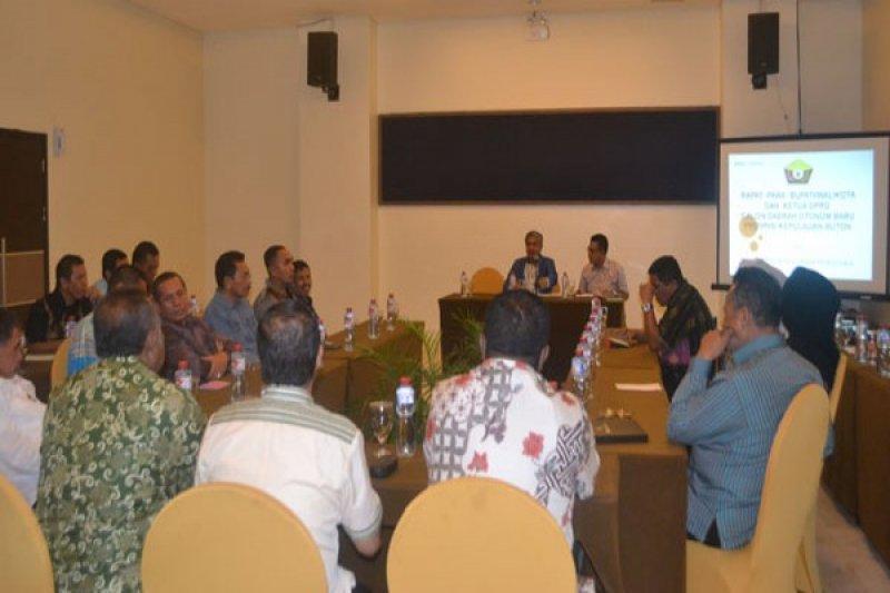 Tim Sekber:  RPP sebagai payung hukum proses pemekaran provinsi Kepulauan Buton