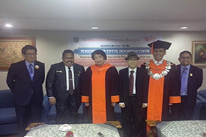 Unika Indonesia Atma Jaya luluskan 239 mahasiswa Papua