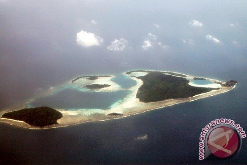 Dispar: Pulau Bawah destinasi wisata yang mewah
