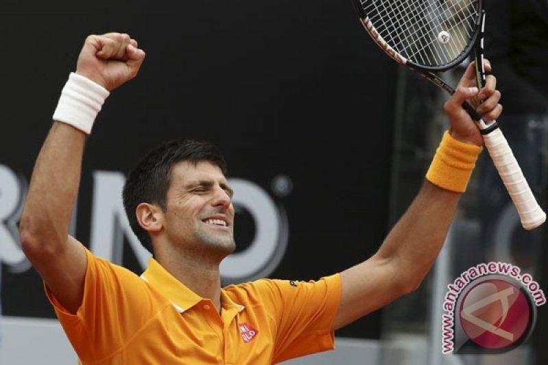 Novak Djokovic Rebut Gelar Juara ATP World Tour Finals