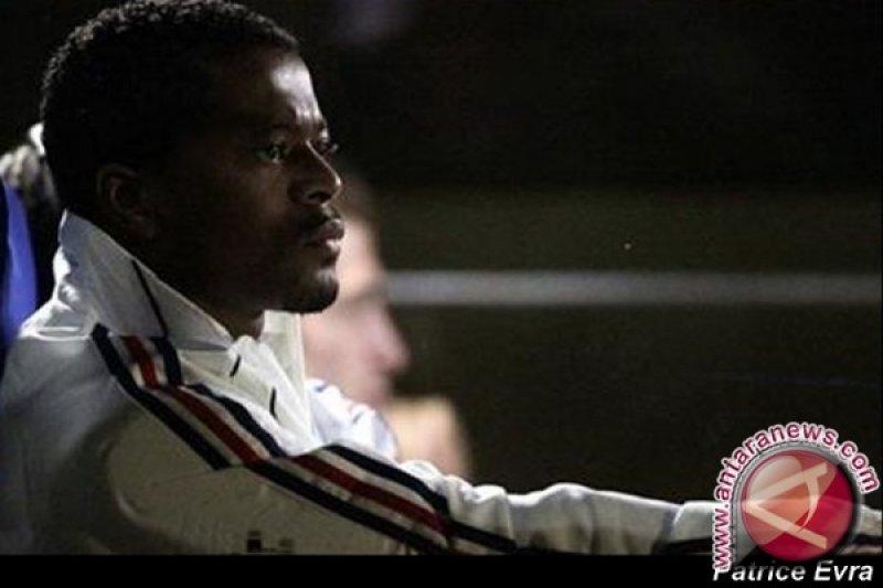 Bek Juventus Patrice Evra Pemain Paling Sering Kalah Di Final Liga Champions