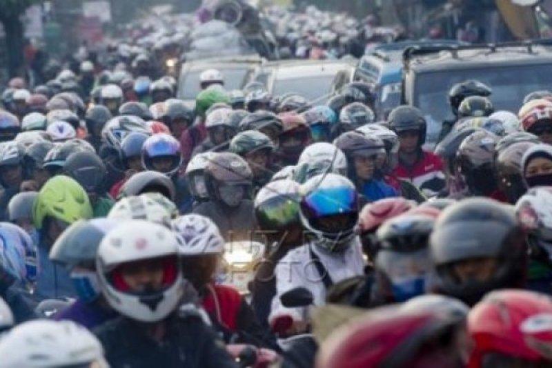 Ini alasan pakar mengapa pemudik bersepeda motor sulit dilarang
