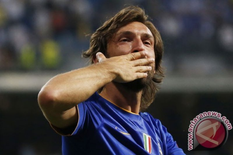 Andrea Pirlo resmi menjadi pelatih Juventus