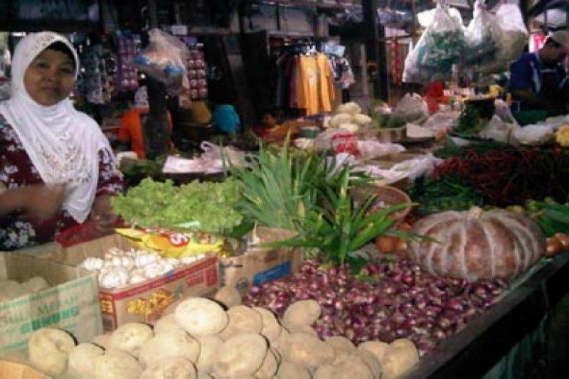 Menjelang Lebaran, harga sembako stabil di Tulangbawang