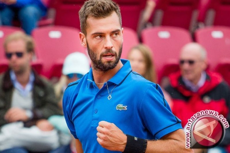 Petenis Prancis Benoit Paire masuk perempat final Winston-Salem Open