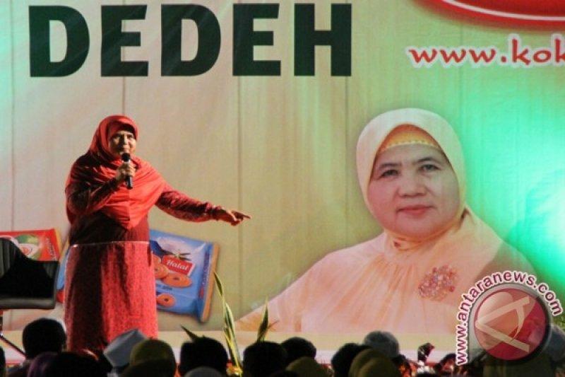 """Mamah Dedeh meninggal """"hoax"""", Putri Mamah Dedeh: Alhamdulillah Mamah sehat"""