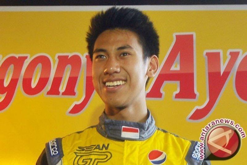 Sean Gelael Nyatakan Siap Hadapi Ajang GP2 Belgia