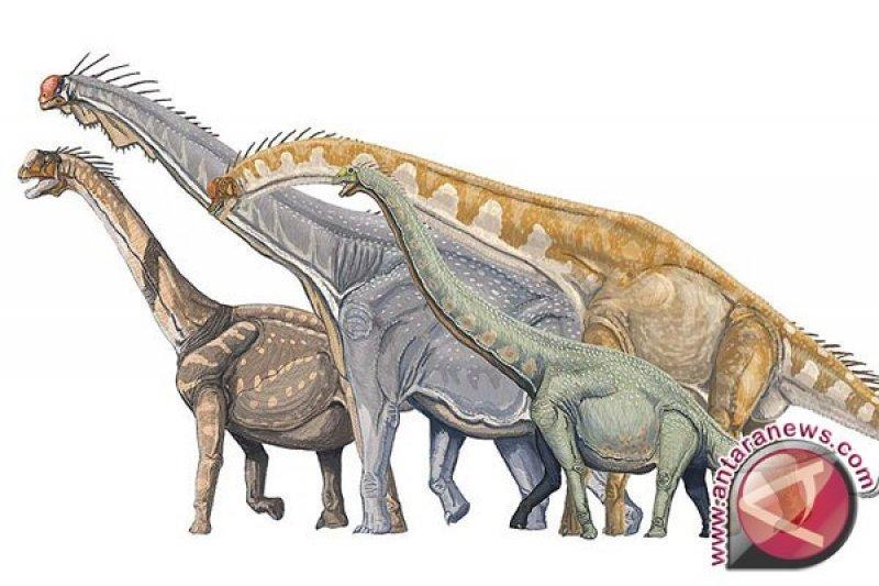 Ilmuwan Temukan Jejak Dinosaurus Langka