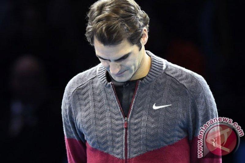 Federer Berhasil Singkirkan Petenis Jepang Nishikori