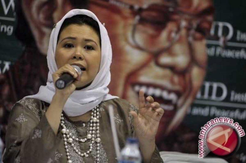 Erick Thohir sebut Yenny Wahid mumpuni menjadi komisaris baru Garuda