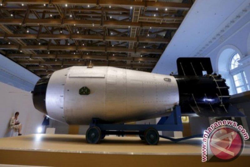 Wow, bom nuklir terbesar di dunia