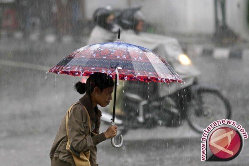 Wilayah DIY belum memasuki musim hujan