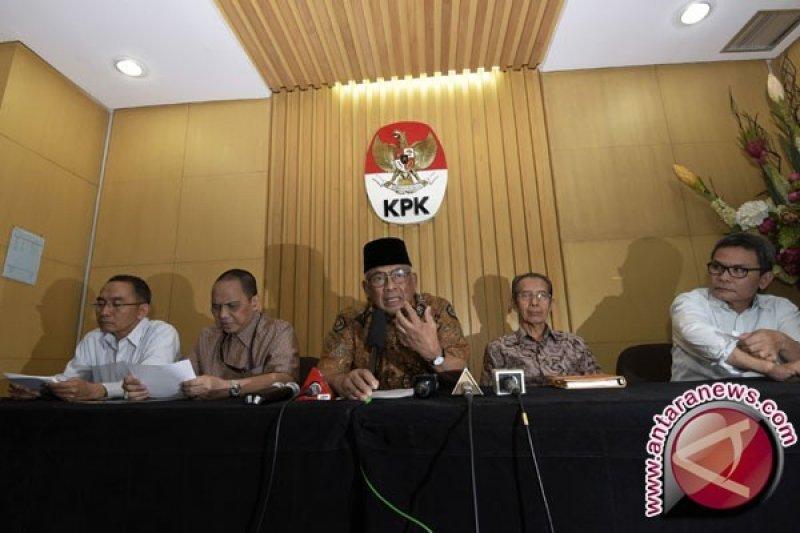 KPK akan akomodasi permintaan pemerintah dalam UU