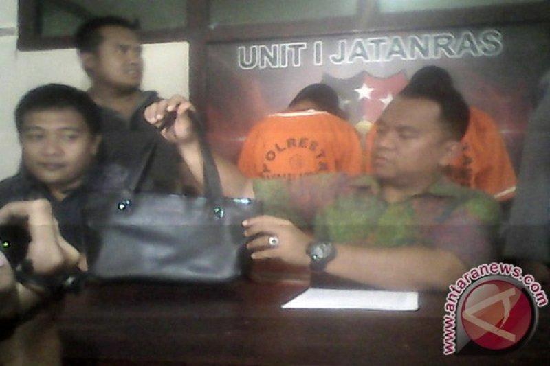 Polisi Bandarlampung tangkap jambret