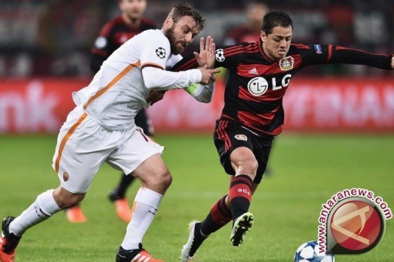 Leverkusen VS Roma Berakhir Imbang 4-4