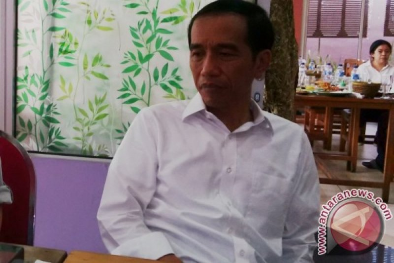 Presiden Jokowi Gelar Jamuan Makan untuk Presiden Afghanistan