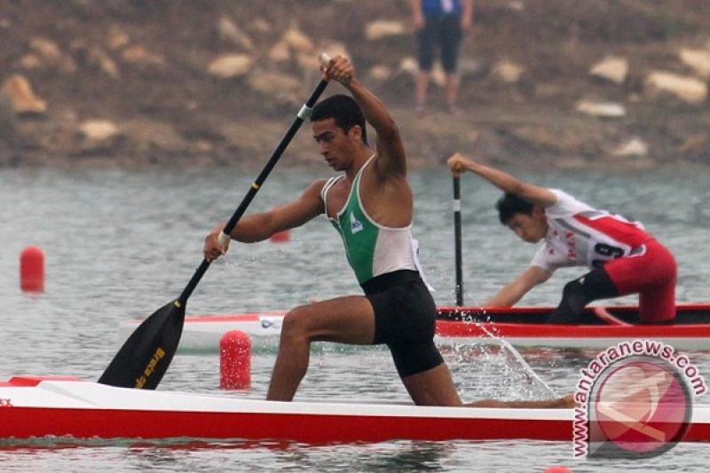 Timnas dominasi medali perahu naga Kejuaraan Asia