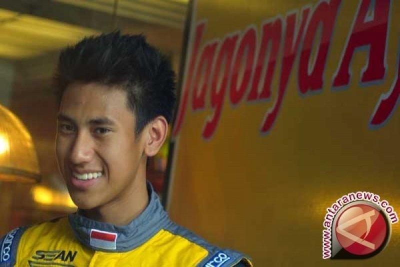 Sean Siap Ikuti Ajang GP2 Di Abu Dhabi