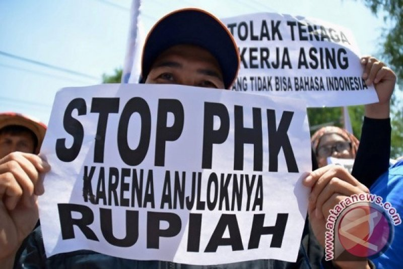 Presiden Jokowi anggarkan Rp10 triliun untuk pekerja yang kena PHK
