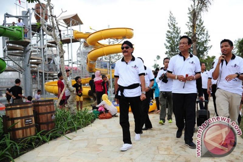 Ribuan Wisatawan Kunjungi Jogja Bay Antara News
