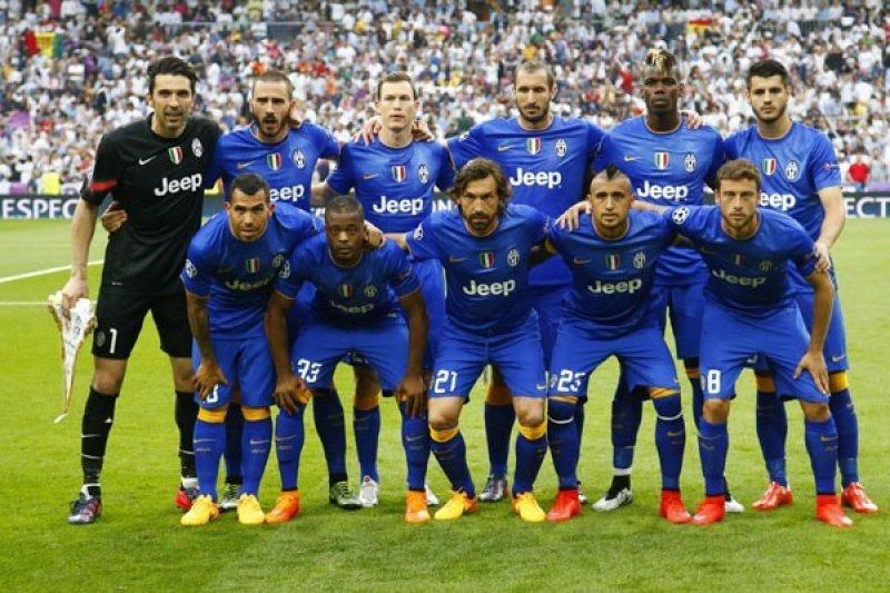 Juve akan hadapi Inter di semifinal Piala Italia