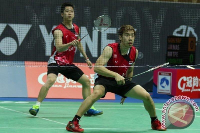Marcus/Kevin ke final Malaysia Masters