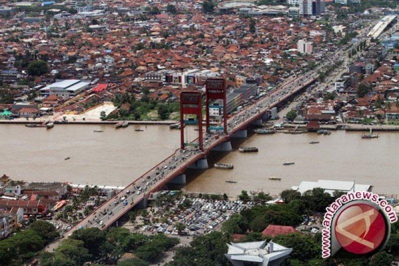 58 persen kasus positif COVID-19 Sumsel ada di Kota Palembang