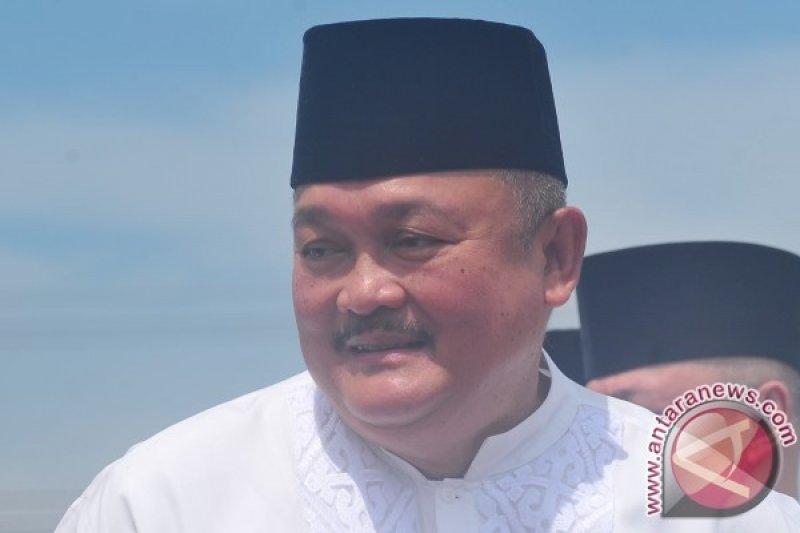 Gubernur resmikan jalan menuju Bandara Pagaralam