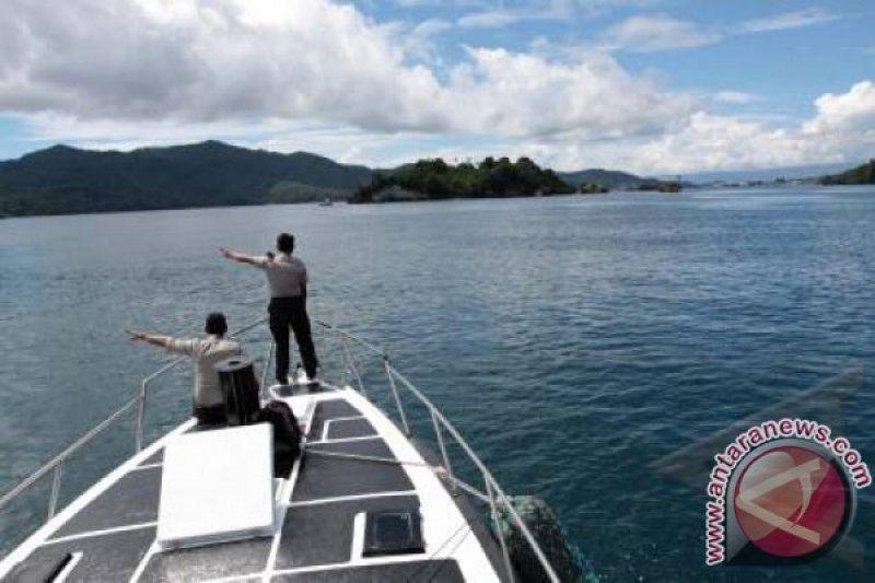 Bareskrim menyita kapal pesiar mewah di Tanjung Benoa