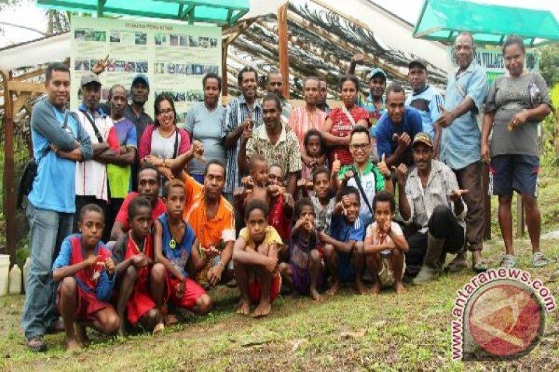 Petani kakao Jayapura terima pelatihan dari Ecom