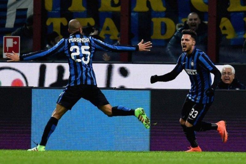 Inter Milan cukur Sampdoria 3-1