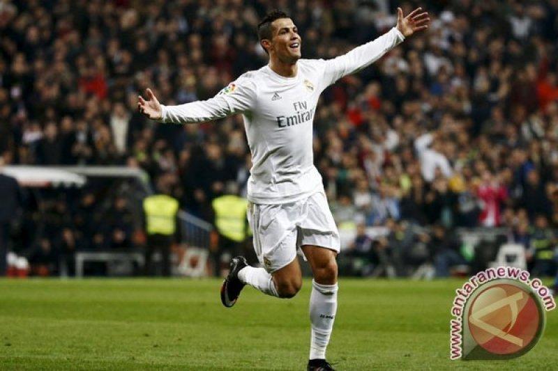 MU akan tarik lagi Cristiano Ronaldo