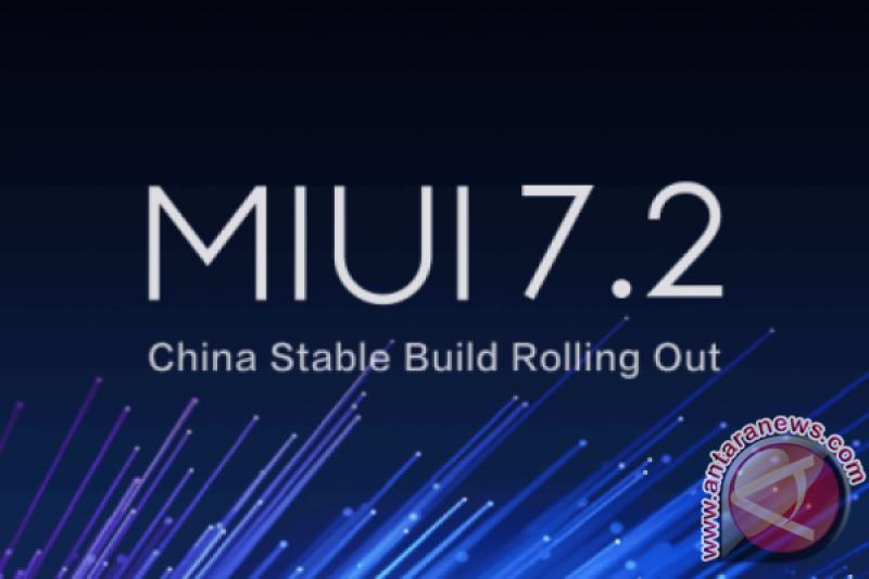 Xiaomi Resmi Rilis MIUI Versi 7.2