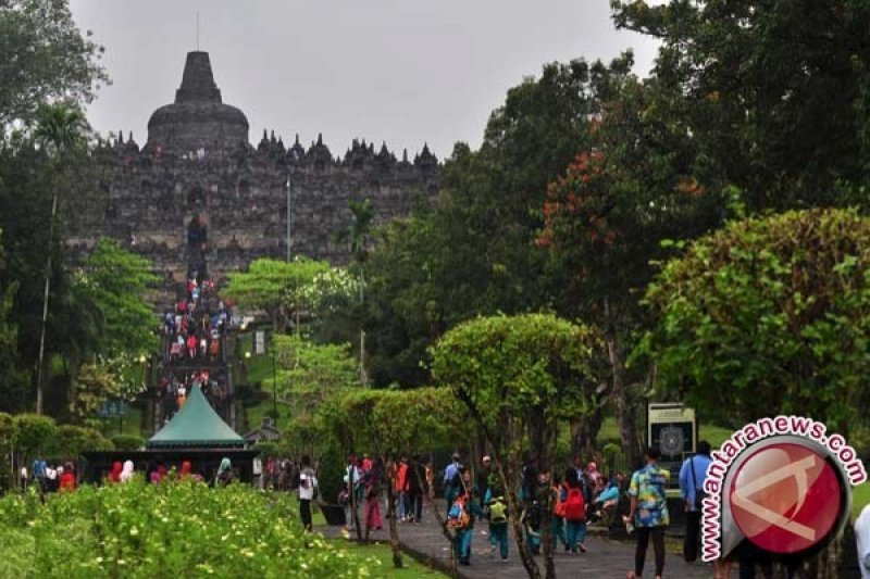Video Iklan  Red Bull Di Candi Borobudur Tak Berizin