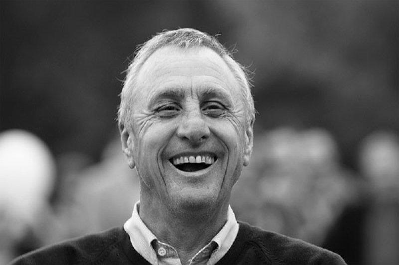 Legendaris Sepak Bola Johann Cruyff  Meninggal Dunia
