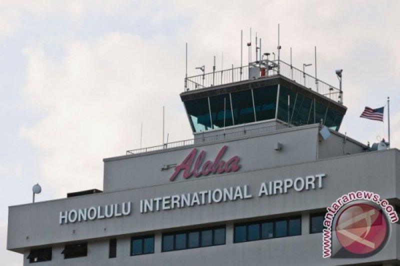 Pesawat jatuh di Hawaii tewaskan 11 orang