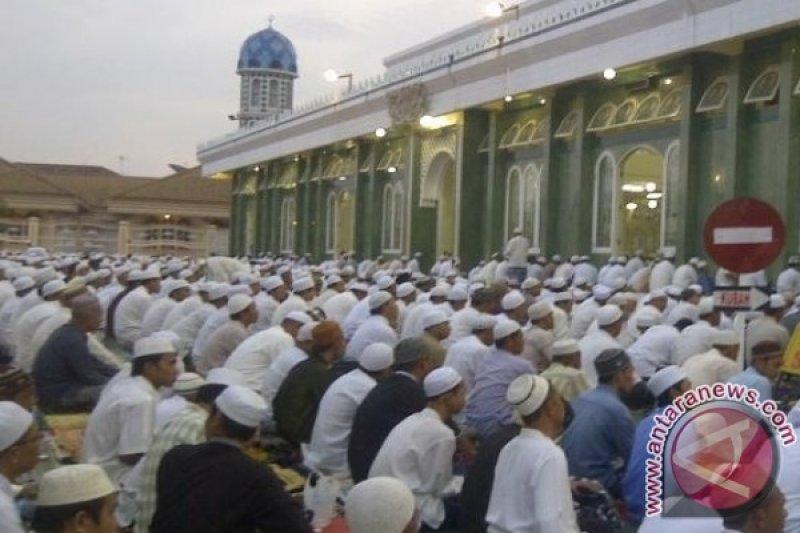 Presiden didampingi Panglima TNI dan Kapolri hadiri haul Guru Sekumpul