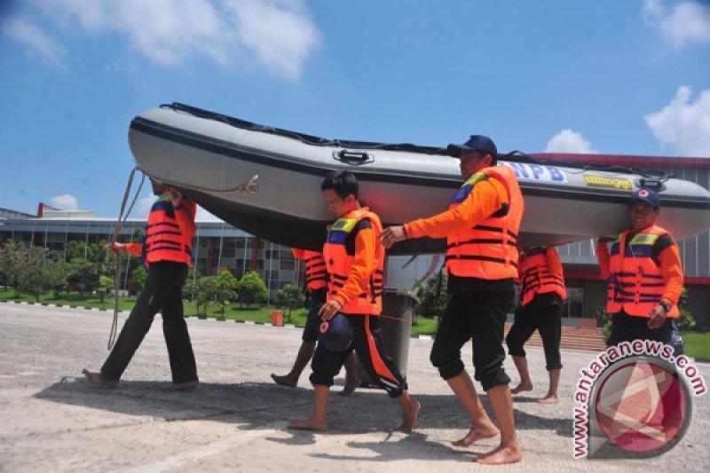 BPBD Muba salurkan 4,5 ton beras korban banjir
