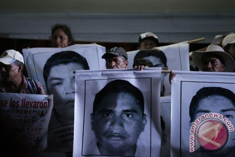 Meksiko adili para pejabat setelah 43 mahasiswa hilang pada 2014