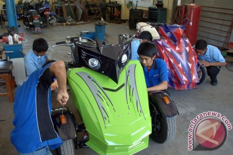 """Moto Modification Contest"" Eksplorasi Kreativitas Masyarakat"