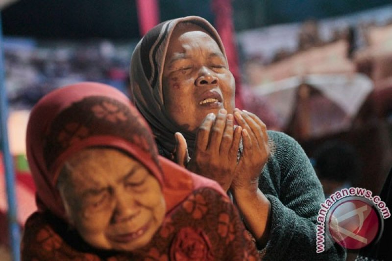 Gempa magnitudo 5,1 goyang Bantul Yogyakarta