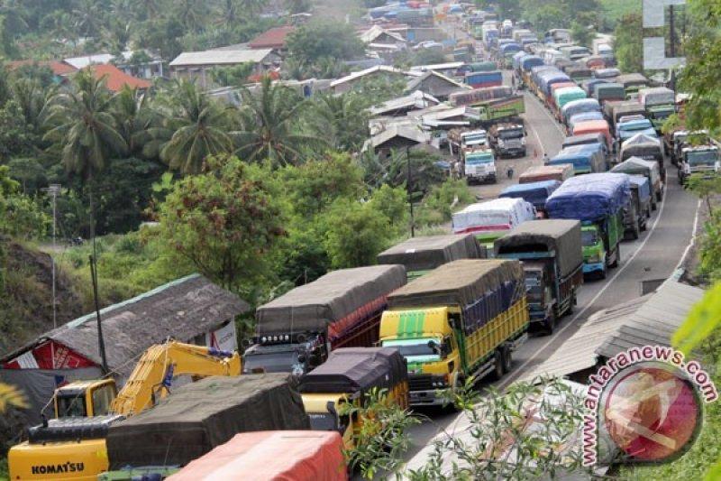 Dishub DIY temukan pelanggaran operasional angkutan barang