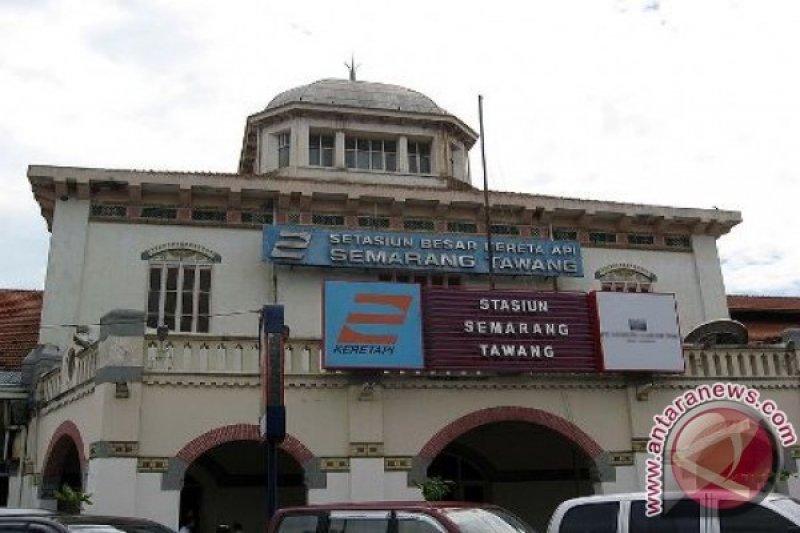 KA Harina tujuan Semarang-Bandung kembali dioperasikan