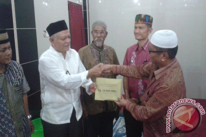 Pemkot Bantu Pembangunan Masjid Melalui TSR