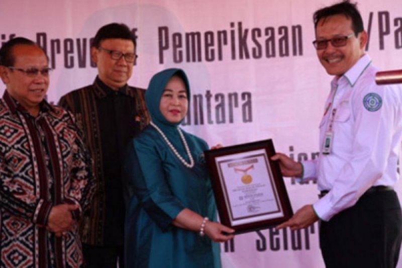 Pemeriksaan IVA dan Papsmear Seluruh Indonesia, BPJS Kesehatan Raih Rekor Muri