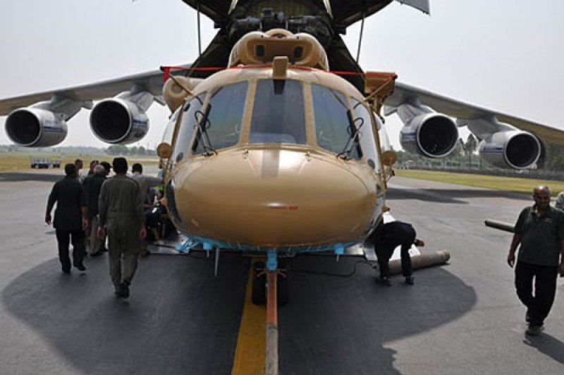 Heli Pakistan mendarat darurat, awaknya disandera Taliban